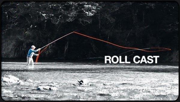 Roll Cast