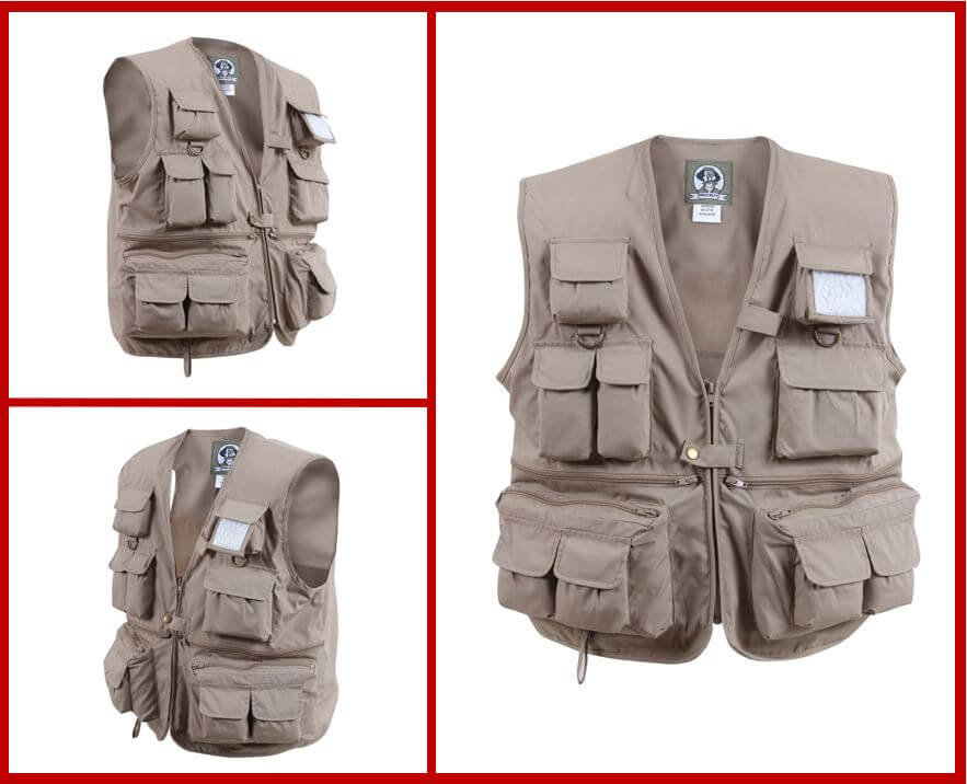 Rothco Uncle Milty Vest