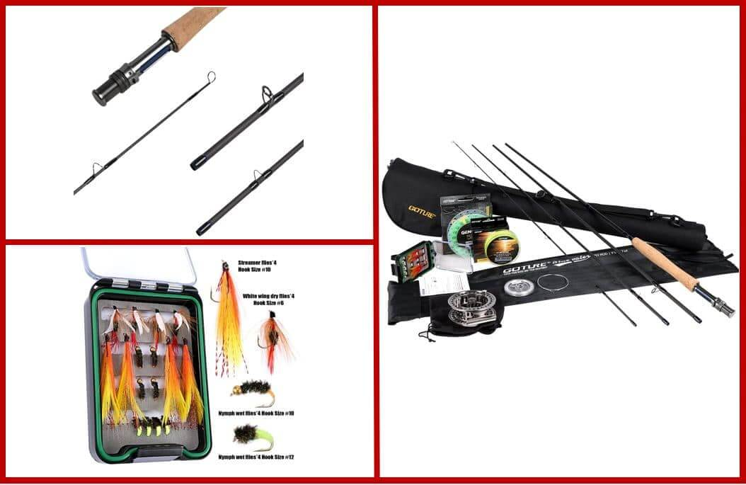 Goture Fly Fishing Combo
