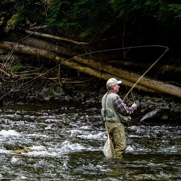 Headwaters Bamboo Fly Rod