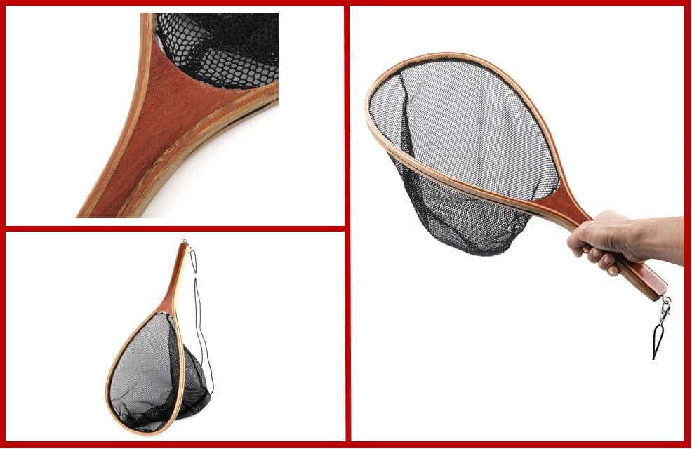 Isafish Fly Fishing Landing Net