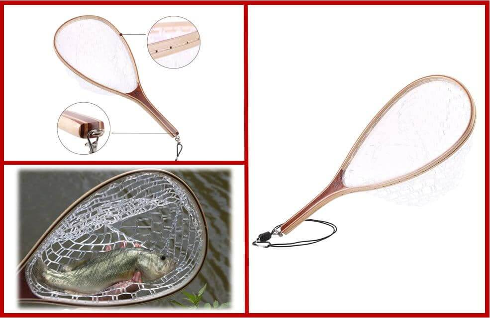 Maxcatch Fly Fishing Landing Net
