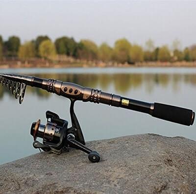 PLUSINNO Telescopic Fishing Rod 01