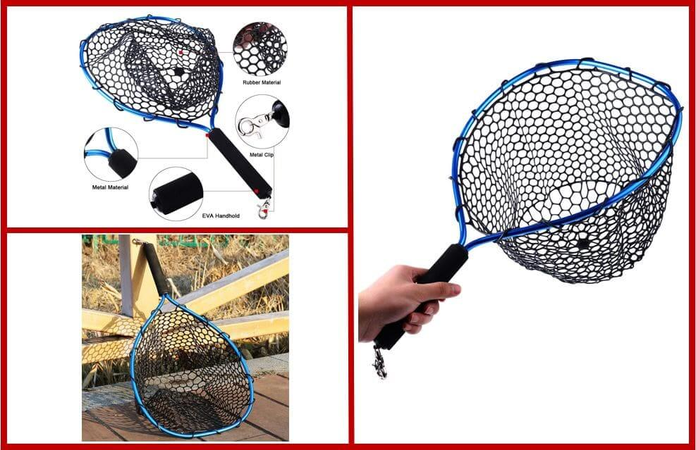 Sougayilang Fly Fishing Net