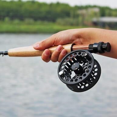 Sougayilang Saltwater Fly Fishing Rod 02