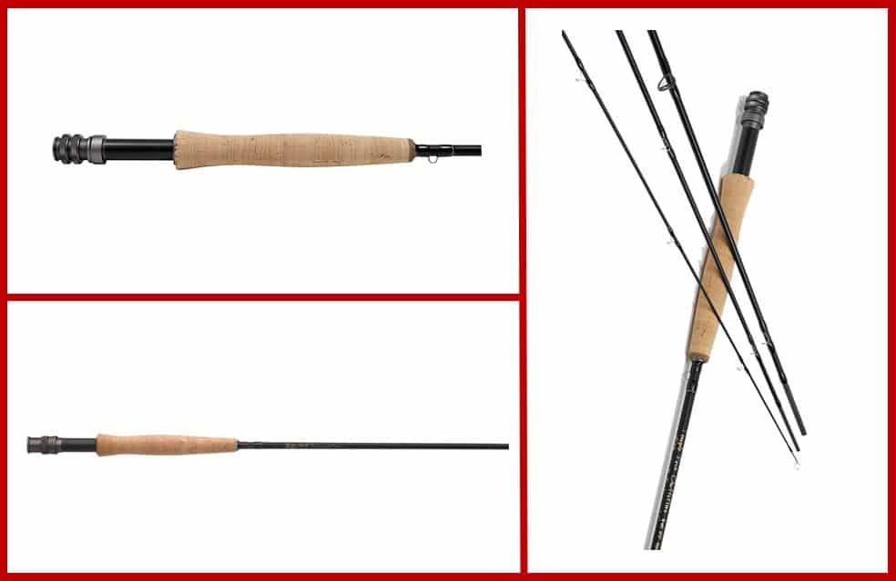 Temple Fork Outfitters Lefty Kreh Professional Series II Fly Fishing Rod