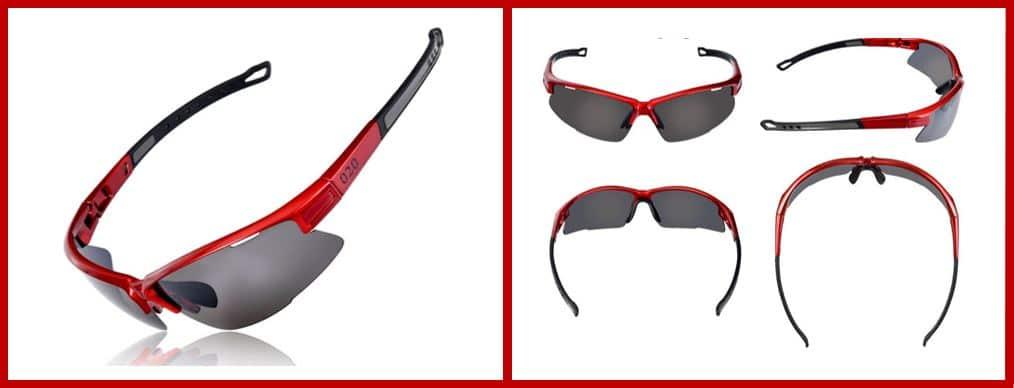 O2O Polarized Sports Sunglasses Tr90