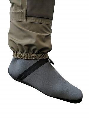 how do stockingfoot waders work