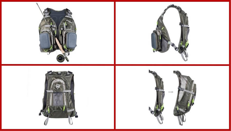 Elkton Vest Backpack