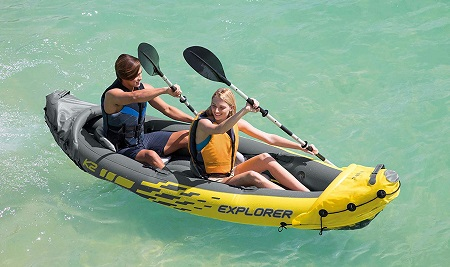 Intex Explorer Kayak