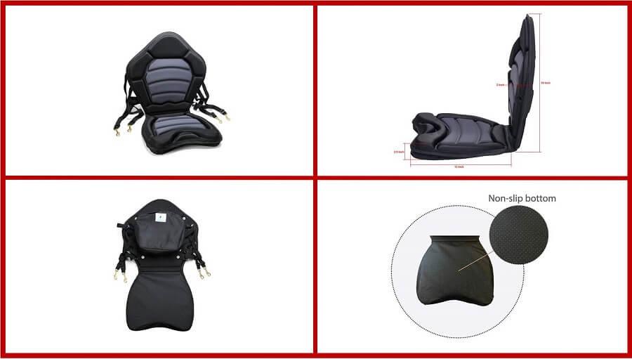 OceanMotion Kayak Seat