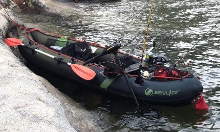 Sevylor Coleman Colorado Kayak