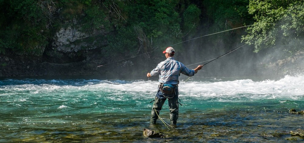 best fly fishing backpack featured