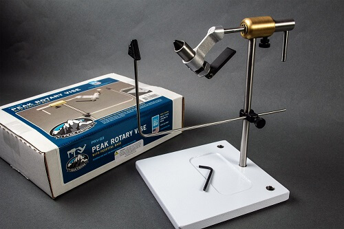 Rotary Fly Tying Vise 1