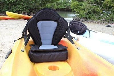 best fishing kayak seat