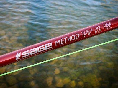 method fly rod