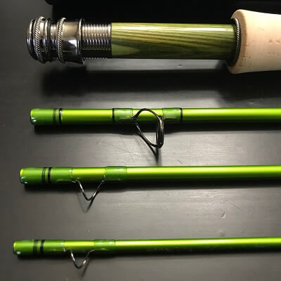 Sage Fly Rod package